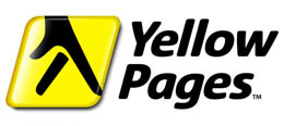 Find us in Yellow Pages